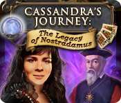 Featured image of Cassandra's Journey: The Legacy of Nostradamus; PC Game