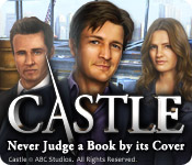 Castle: Never Judge a Book by Its Cover Game Featured Image