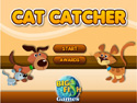 in-game screenshot : Cat Catcher (og) - Protect a mouse in Cat Catcher!