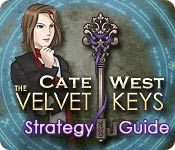 Cate West: The Velvet Keys Strategy Guide feature