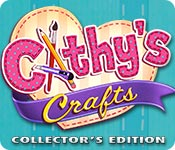 Cathy's Crafts Collector's Edition for Mac Game