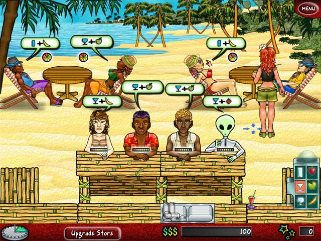 cathy s caribbean club:
