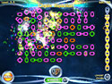 in-game screenshot : Chainz Galaxy (pc) - Build up a colorful linked world!