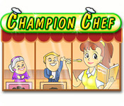 Champion Chef Feature Game