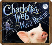 Charlottes Web - Word Rescue Feature Game