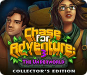 Chase for Adventure 3: The Underworld Collector's Edition for Mac Game