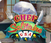 Chef Solitaire: USA for Mac Game