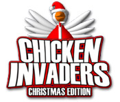 Chicken Invaders 2 Christmas Edition Game Featured Image