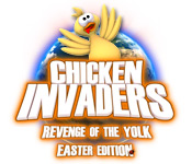 Chicken Invaders 3: Revenge of the Yolk Easter Edition Game Featured Image