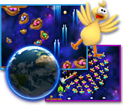 Chicken Invaders 3: Revenge of the Yolk Easter Edition Game Download