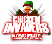Chicken Invaders: Ultimate Omelette Christmas Edition Game Featured Image