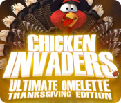 Chicken Invaders 4: Ultimate Omelette Thanksgiving Edition for Mac Game