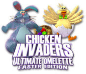 Chicken Invaders 4: Ultimate Omelette Easter Edition Game Featured Image
