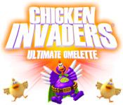 Chicken Invaders 4: Ultimate Omelette - Online