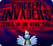 Chicken Invaders 5: Christmas Edition Game Featured Image