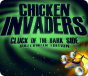 Chicken Invaders 5: Halloween Edition Game Featured Image