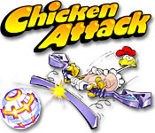 Chicken Attack Game Featured Image