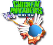 Chicken Invaders 2 feature