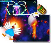 Chicken Invaders 3 Game Download