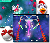 Chicken Invaders 3 Christmas Edition Game Download