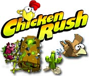 Chicken Rush Feature Game