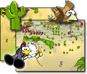 Chicken Rush Game