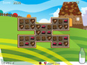 in-game screenshot : Chocolate House (og) - Make some delicious matches!