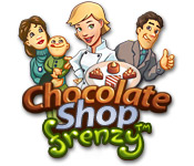 Chocolate Shop Frenzy Game Featured Image