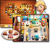 Chocolate Shop Frenzy screenshot