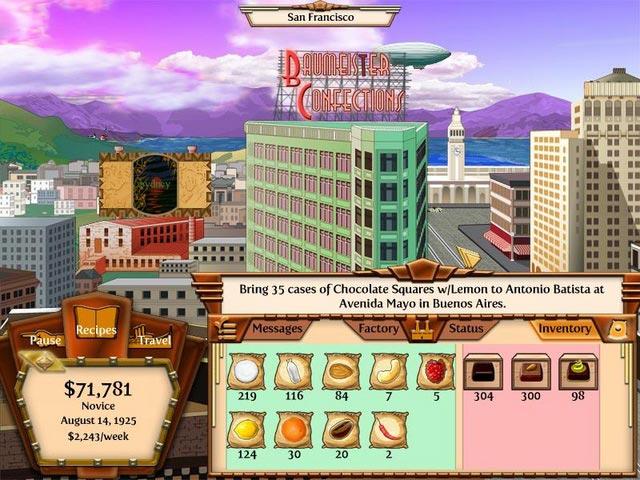 Chocolatier 2: Secret Ingredients Screenshot http://games.bigfishgames.com/en_chocolatier-2-secret-ingredients/screen1.jpg