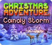 Christmas Adventure: Candy Storm Game Featured Image