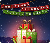 Christmas Griddlers: Journey to Santa Game Featured Image