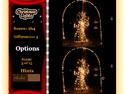 in-game screenshot : Christmas Lights (og) - X
