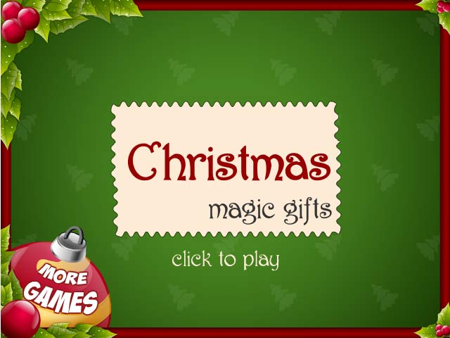 Christmas Magic Gifts