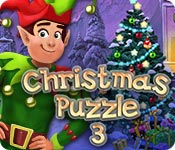 Christmas Puzzle 3 Game Featured Image