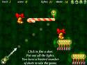in-game screenshot : Christmas Skill Shot (og) - Take a Christmas Skill Shot!