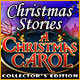 Dator spele: : Christmas Stories: A Christmas Carol Collector's Edition