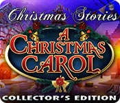 Christmas Stories: A Christmas Carol Collector's Edition Game Featured Image