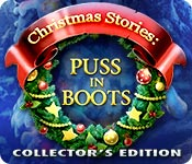 Christmas Stories: Puss in Boots Collector's Edition Game Featured Image