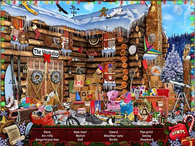 Gra Christmas Wonderland 2 Gra Bezpłatne