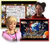 Buy PC games online, download : Christmas Wonderland 9