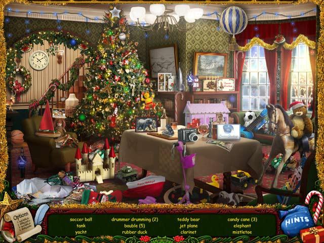 Gra Christmas Wonderland Gra Bezpłatne