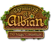 Chronicles of Albian: The Magic Convention Game Featured Image