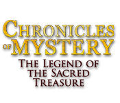 Chronicles of Mystery: The Legend of the Sacred Treasure Game Featured Image