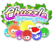 Chuzzle: Christmas Edition Game Featured Image