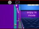 Escape from a dangerous cinema!