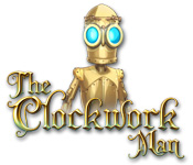 The Clockwork Man Game Featured Image