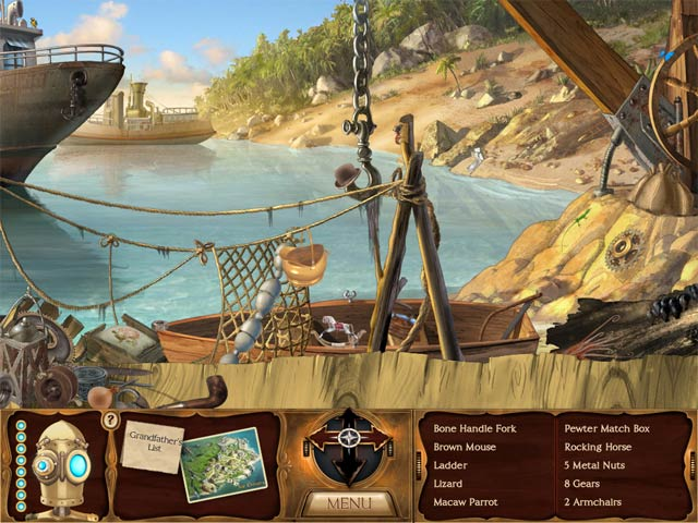 The Clockwork Man for Mac OS X