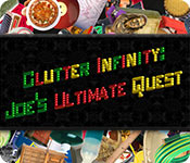 Clutter Infinity: Joe's Ultimate Quest for Mac Game
