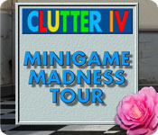 Clutter IV: Minigame Madness Tour Game Featured Image